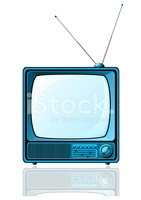 1980s Style,Television Set,...