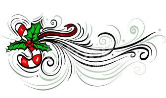 Candy Cane,Swirl,Christmas Or…