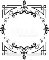 Picture Frame,Ornate,Vector...