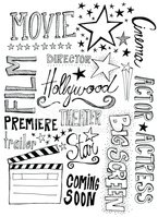 Doodle,Movie,Movie Theater,...