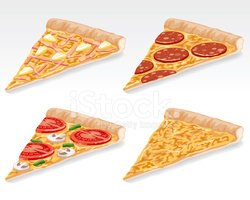 Pizza,Slice,Cheese,Vector,I...