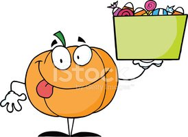 Pumpkin,Halloween,Cartoon,C...