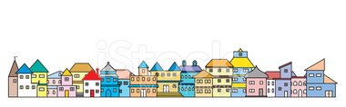 Village,Urban Skyline,Town,...
