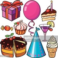 Food,Surprise,Balloon,Candl...