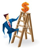 Ladder,Investment,Men,Curre...