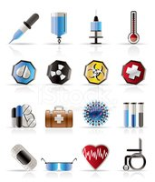 Bacterium,Symbol,Doctor,Bag...