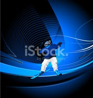 Ski,Skiing,Sport,Abstract,W...
