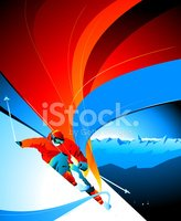 Skiing,Ski,Sport,Background...