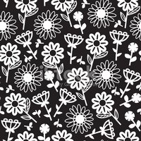 Scandinavian,Pattern,Flower...