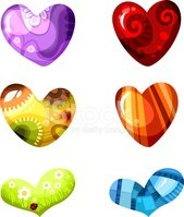 Heart Shape,Gift,Insect,Art...