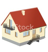 Dollhouse,House,Roof,Archit...
