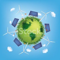 Technology,Clean,Earth,Gree...