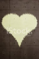 Heart Shape,Construction In...