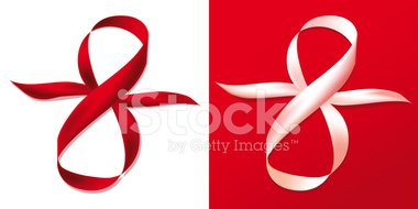 Number 8,March,Ribbon,Numbe...