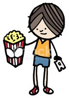 Popcorn,Cheerful,Happiness,...