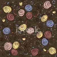 Single Flower,Fabric Swatch...
