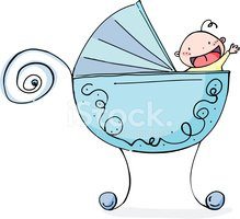 Baby,Family,Baby Carriage,L...
