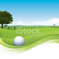 Golf,Backgrounds,Golf Cours...