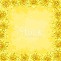 Daffodil,Frame,Backgrounds,...