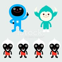 Characters,Alien,Pointing,H...