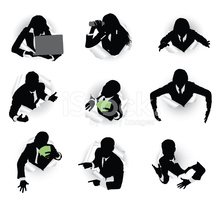 Silhouette,Searching,Arms O...