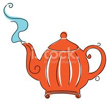 Teapot,Tea - Hot Drink,Retr...