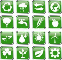 Nature,Icon Set,Clover,Leaf...