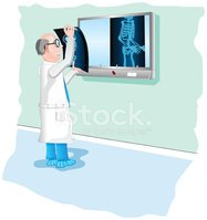 X-ray,Osteoporosis,Doctor,H...