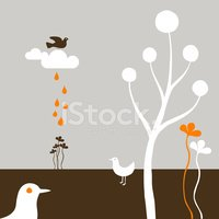 Animal,Sparse,Bird,Flower,P...