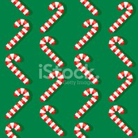 Zuckerstange Seamless Pattern