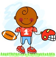 Sport,Child,American Footba...