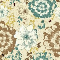 Seamless,Floral Pattern,Flo...
