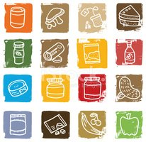 Food,Symbol,Sugar,Icon Set,...