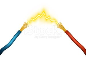 Electricity,Cable,Sparks,Co...
