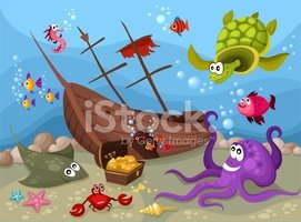 Underwater,Sea,Fish,Animal,...