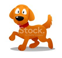 Dog,Cartoon,Walking,Puppy,V...