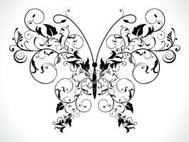 Butterfly - Insect,Abstract...