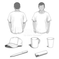 T-Shirt,template,Baseball C...
