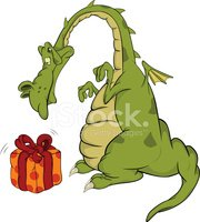 Dragon,Dinosaur,Gift,Birthd...