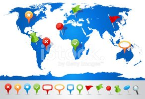 World Map,Map,Earth,Directi...