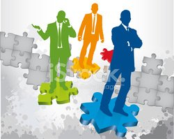 Puzzle,Business,Teamwork,Co...