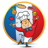 French Cooking Stock Vectors Clipart Me