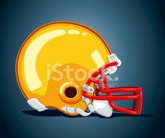 Football Helmet,American Fo...