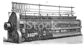Loom,Victorian Style,Factor...