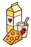 Dairy Product,Cartoon,Cheese,…