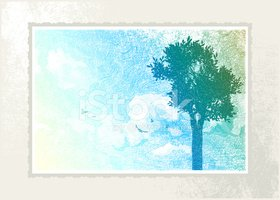 Tree,Frame,Picture Frame,Si...