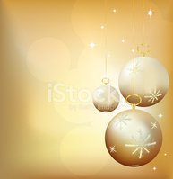 Gold Colored,Christmas Orna...