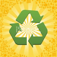 Recycling,Icon Set,Recyclin...