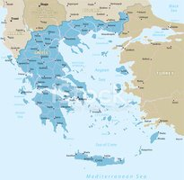 Greece,Map,Nature,Geologica...