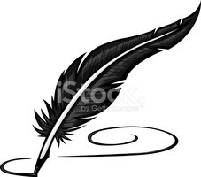Quill Pen,Feather,Writing,S...